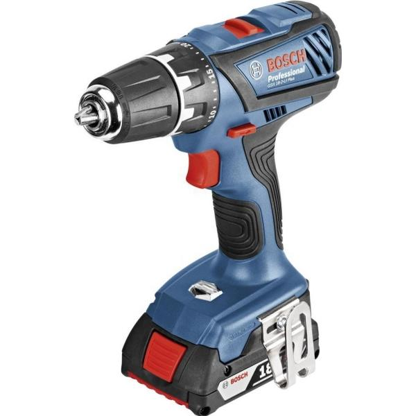 Bosch GSR 18-2-LI Plus Professional (2x2.0Ah)