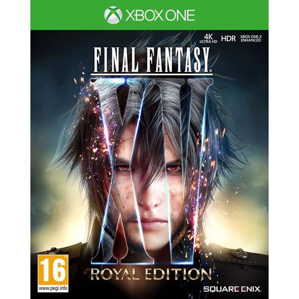 Final Fantasy 15: Royal Edition