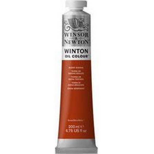 Winsor & Newton Winton Oil Color Burnt Sienna 74 200ml