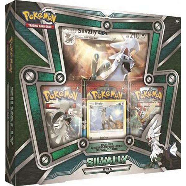 Pokémon Silvally-GX Box
