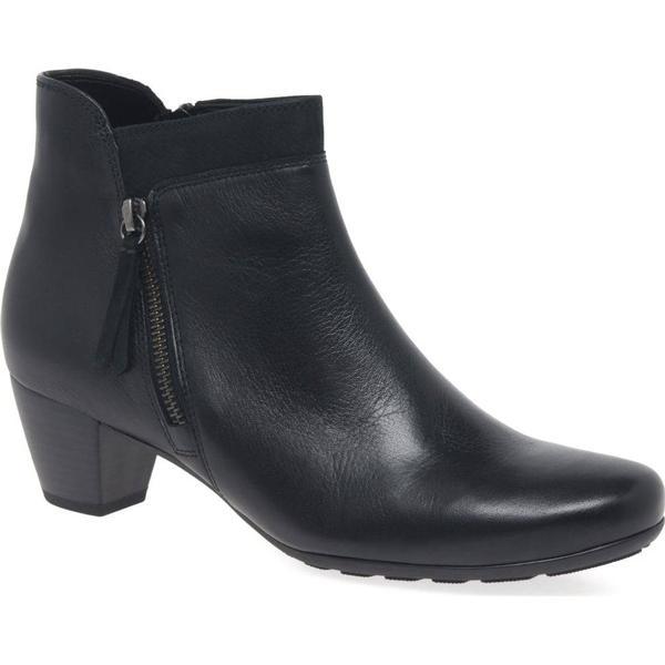 Gabor Boots Bonsoir Womens Modern Ankle Boots Gabor Colour: River/Nubuck, Size: 7 c53c53