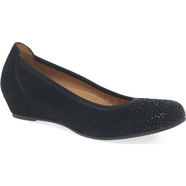 Gabor Arya Womens Casual Shoes 9 Colour: Black Suede, Size: 9 Shoes 63ded9