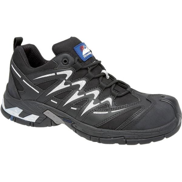 Himalayan 4034 Gravity Sport - Cross Black Safety Trainers - Sport Size 10 ccfb3d