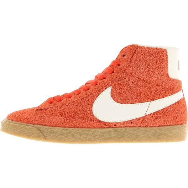Nike Mid Skate Boarding Blazer Mid Nike Suede Vintage - Rood 1e9dc1