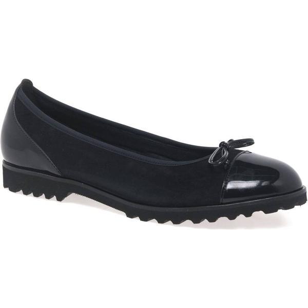 Gabor Temptation Colour: Womens Casual Shoes Colour: Temptation Pacific Suede/Patent, Siz 526571
