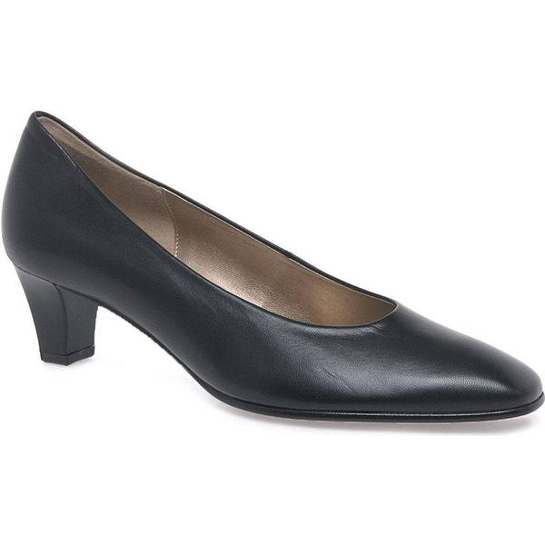 Gabor Competition Black, Dress Court Shoes Colour: Black, Competition Size: 3 0a9959