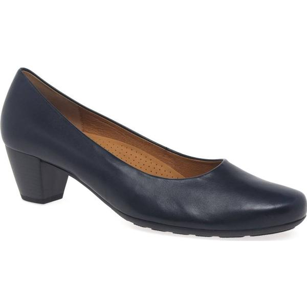 Gabor Brambling Navy, Womens Court Shoes Colour: Navy, Brambling Size: 4.5 84369a