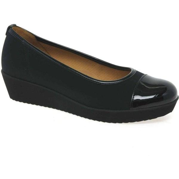 Gabor Orient Colour: Womens Casual Shoes Colour: Orient Black, Size: 4.5 3a4350