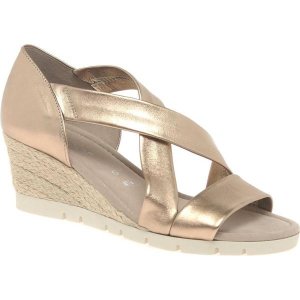 Gabor Lisette Space Womens Sandals Colour: Space Lisette Metallic, Size: 8 702d56