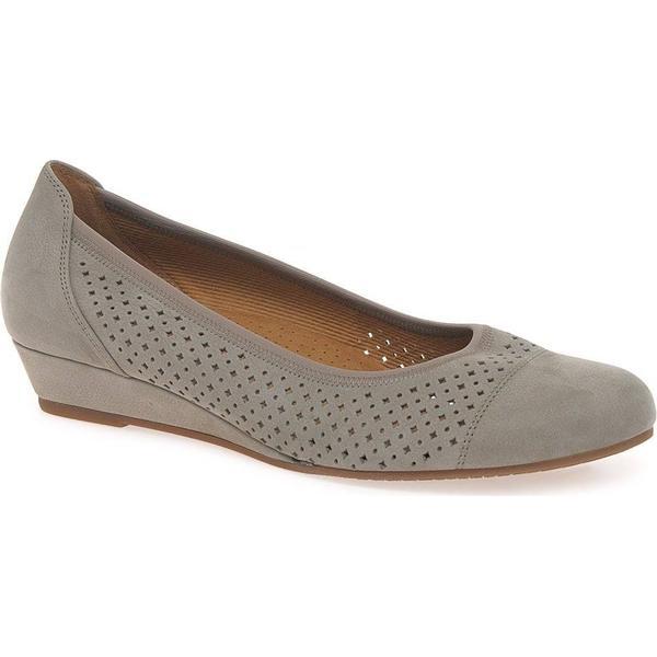 Gabor Samara Womens Casual Size: Shoes Colour: Visone Nubuck, Size: Casual 7.5 48ac12