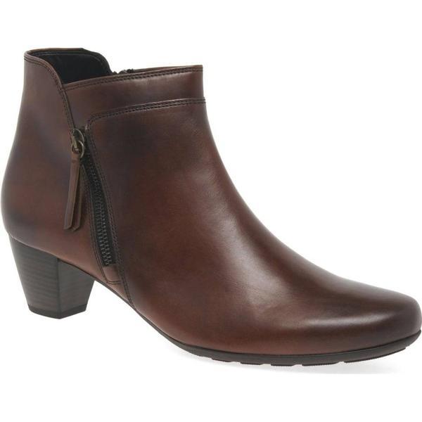 Gabor Bonsoir Womens Modern Size: Ankle Boots Colour: Sattel, Size: Modern 3.5 329ca0