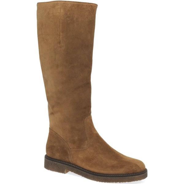 Gabor Nadine Copper Womens Long Boots Colour: Copper Nadine Suede, Size: 5 a4349c
