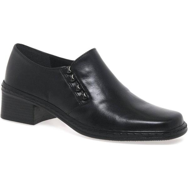 Gabor Hertha High Cut Size: Leather Shoes Colour: Black, Size: Cut 5 fbe153