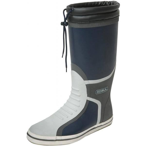 Gul Tall Yachting Deck Boot 8 Navy/Charcoal GM0164 - Size 8 Boot 9be8d8