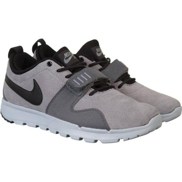 Nike SB Trainerendor Shoes - Cool Cool Grey/Dark Grey Colour: Cool - Grey/Dar 5c07df