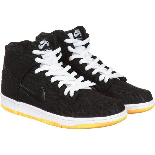 Nike SB Dunk Hi Pro Boots - Black/Black UK Colour: BLACKS 1, Size: UK Black/Black 6 4b06c2