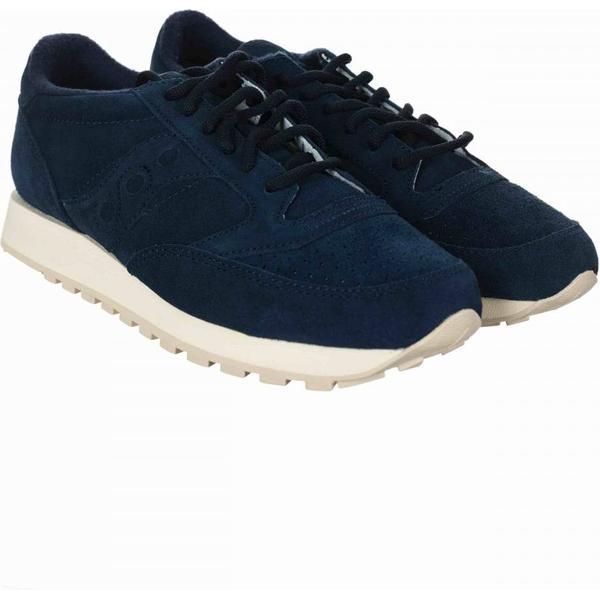 Saucony Jazz Premium Shoes 7, - Navy Size: UK 7, Shoes Colour: Navy 438165
