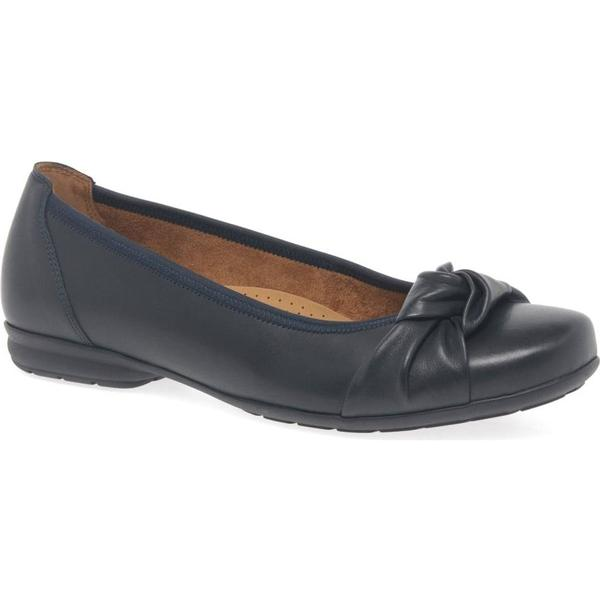 Gabor Ashlene Womens Size: Casual Shoes Colour: Navy, Size: Womens 2.5 516a98