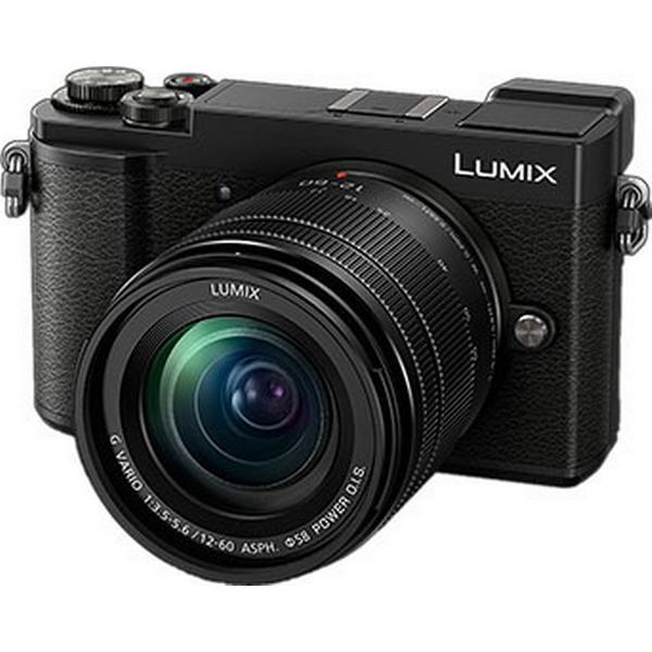 Panasonic Lumix DC-GX9 + 12-60mm OIS