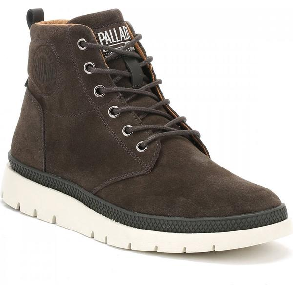 major Marron de  pallasider palladium de Marron mi - bottes fd7d63