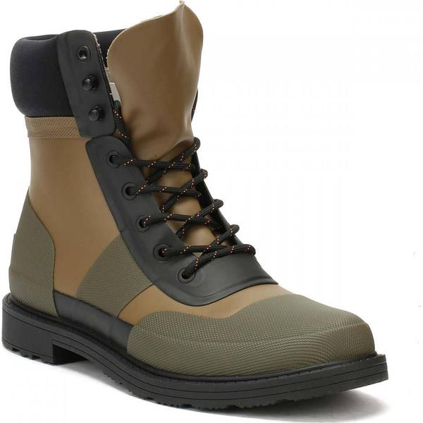 Hunter Mens Khaki Original Original Khaki Commando Boots 0f8bcb