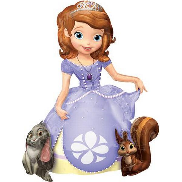 Amscan AirWalker Sofia the First (2831701)