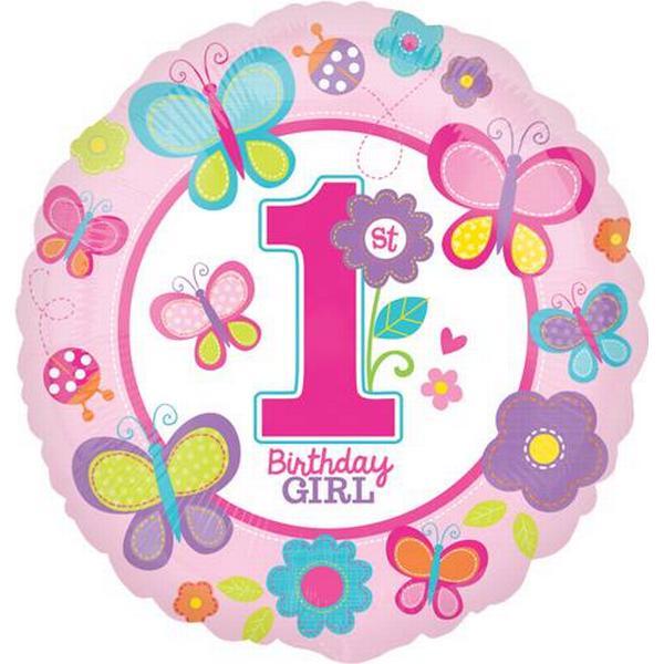 Amscan Standard Sweet Birthday Girl (2980301)