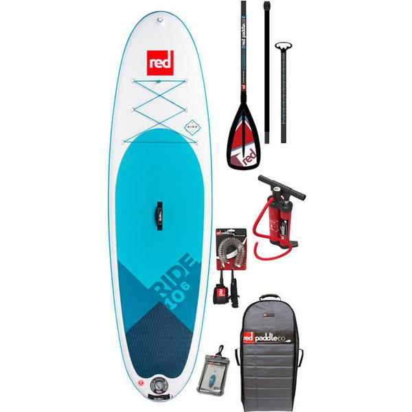 """Red Paddle Ride MSL 10'8"""""""
