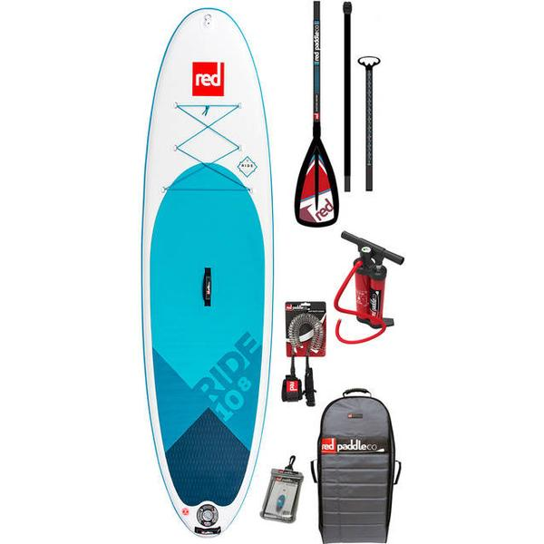 Red Paddle Ride MSL 10'8""