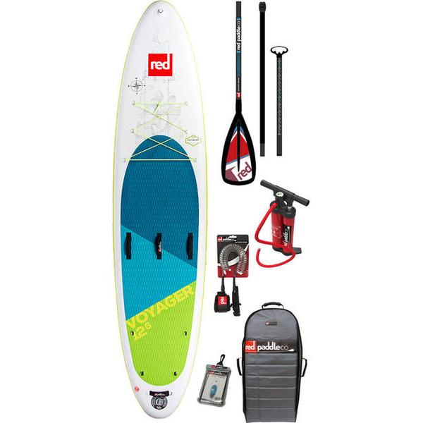 """Red Paddle Voyager MSL 12'6"""""""