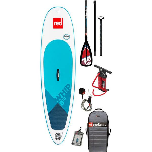 """Red Paddle Whip MSL 8'10"""""""