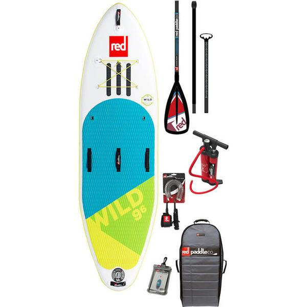 """Red Paddle Wild MSL 9'6"""""""