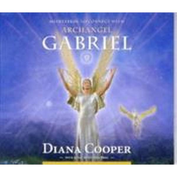 Meditation to Connect with Archangel Gabriel (Ljudbok CD, 2010)
