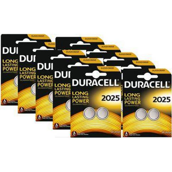 Duracell CR2025 Compatible 20-pack