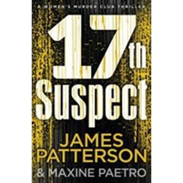 17th Suspect (Häftad, 2018)