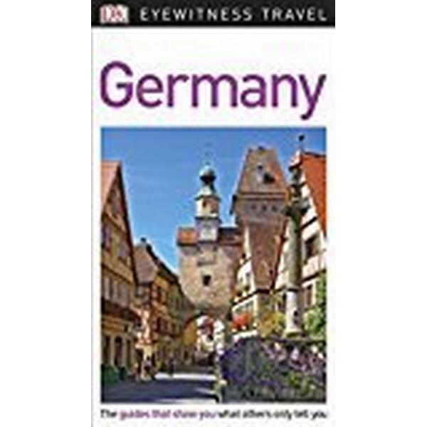 DK Eyewitness Travel Guide Germany (Häftad, 2018)