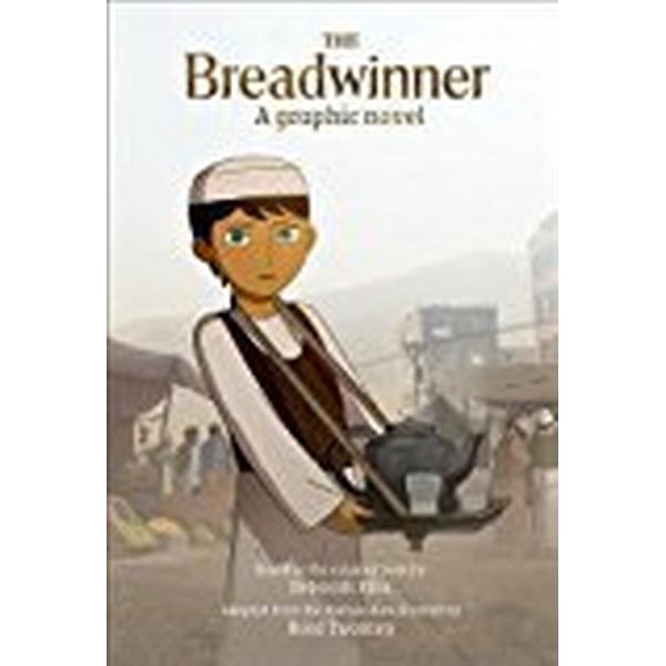 The Breadwinner graphic novel (Häftad, 2018)