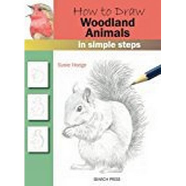 How to Draw Woodland Animals in Simple Steps (Pocket, 2018)