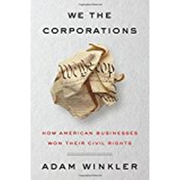 We the Corporations (Inbunden, 2018)