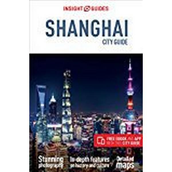 Insight City Guide Shanghai (Pocket, 2018)