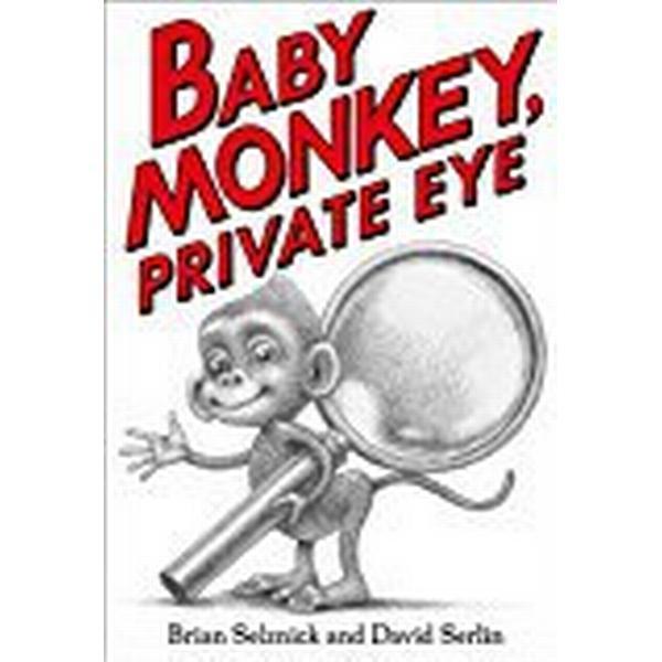 Baby Monkey, Private Eye (Inbunden, 2018)