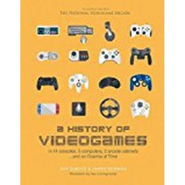 History of Videogames (Inbunden, 2018)