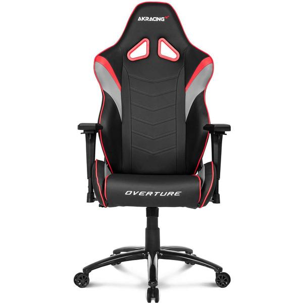 AKracing Overture Gaming Chair - Black/Red
