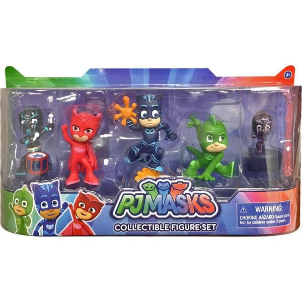 Flair PJ Masks Collectible Figure Set 24580