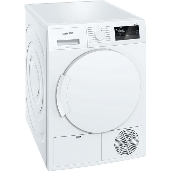 Siemens WT43H007DN Hvid