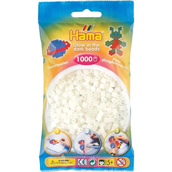 Hama Midi Perler Selvlysende 207-55