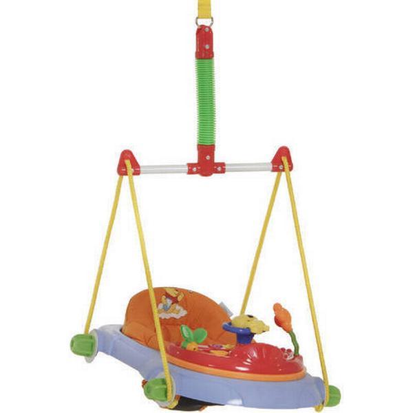 Hauck Jump Deluxe Pooh