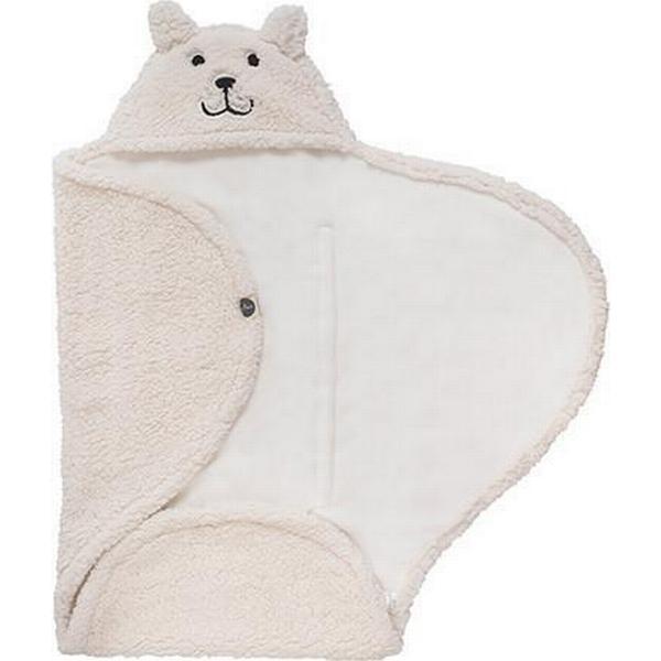 Jollein Wrap Blanket Teddy Bear