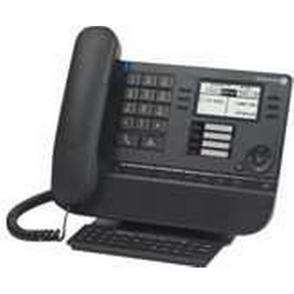 Alcatel-Lucent Premium DeskPhones 8028s Black