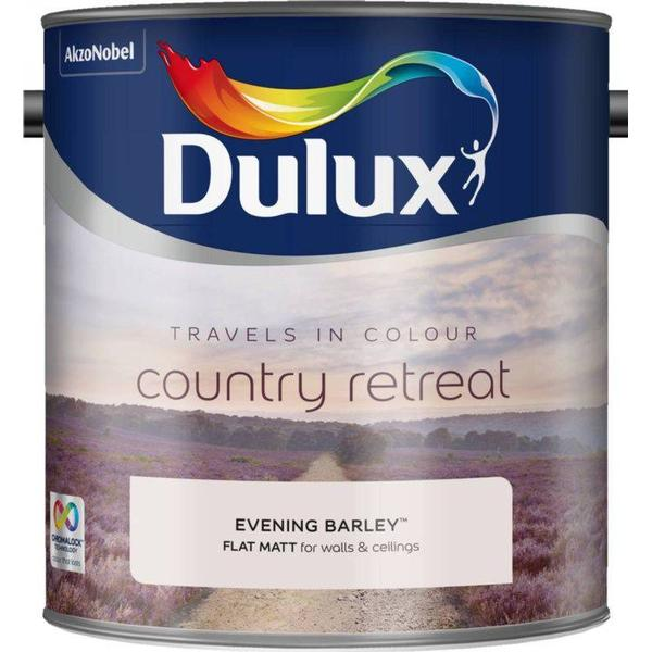 Dulux Travels In Colour Country Retreat Wall Paint, Ceiling Paint Beige 2.5L